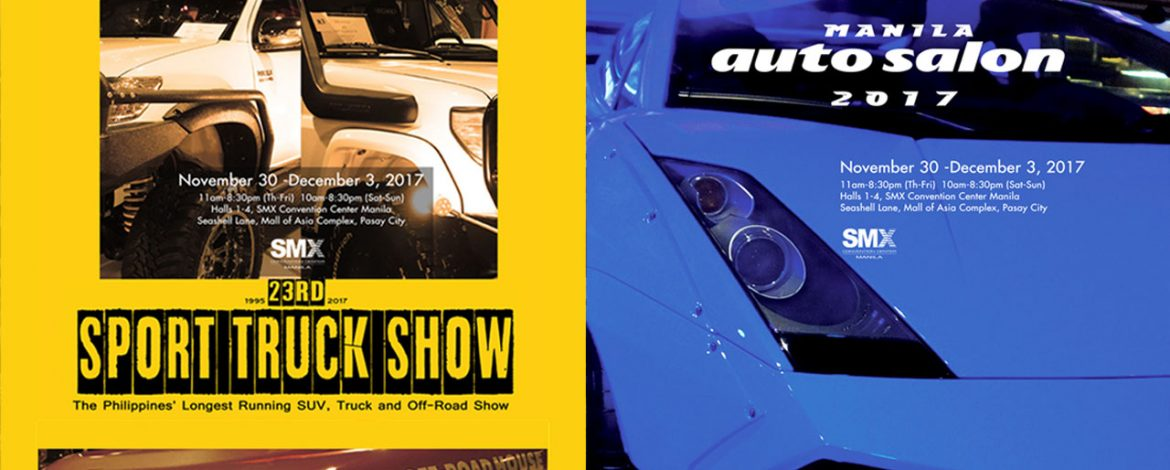 HIT @ 23rd Sports Truck Show & Manila Auto Salon 2017
