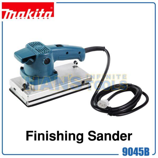 Makita 9045b Finishing Sander 520w