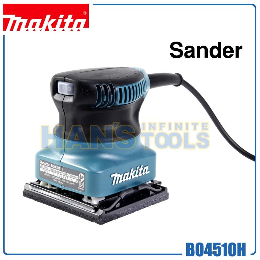Makita Bo4510h Sander 170w Hans