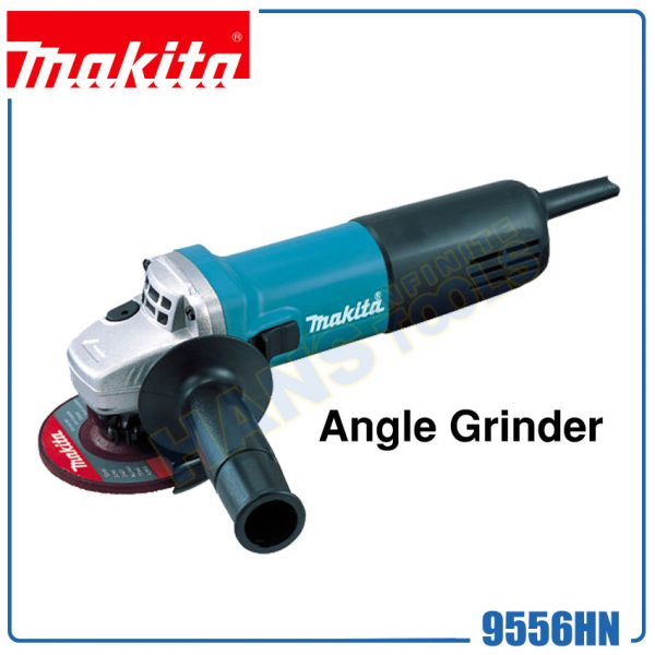 Makita 9556HN Angle Grinder 840W