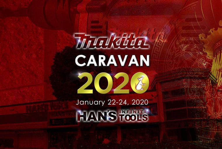 Makita Caravan 2020